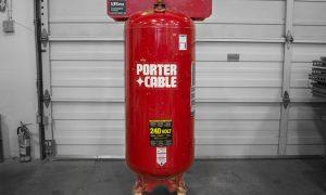 Porter Cabble C7510 Vertical Compressor Tank