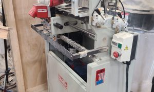 Cantek Dovetail Machine