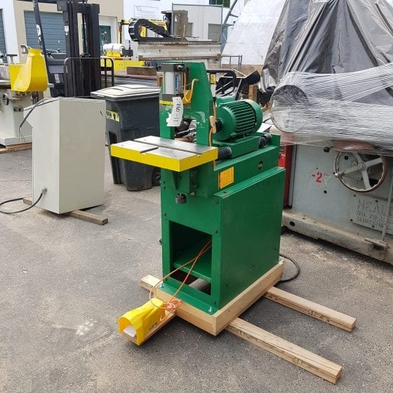 Woodteck Double Spindle Horizontal Drill