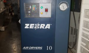 Zebra Air Dryer