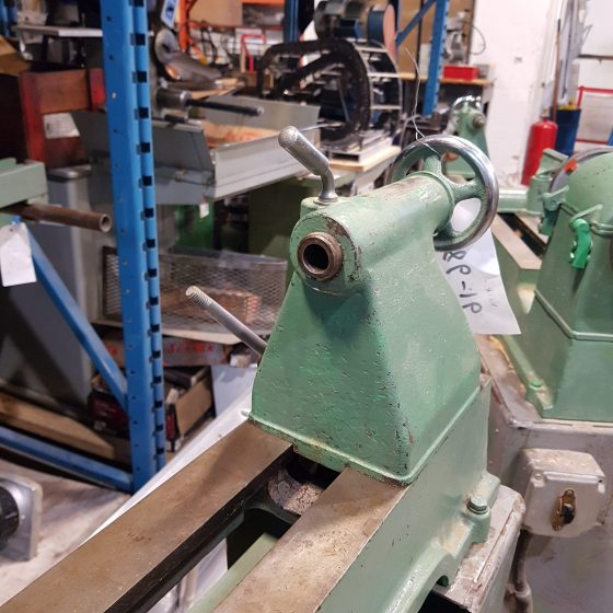 General Wood lathe