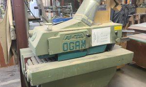 Ogam PO-220 Straighline Rip Saw