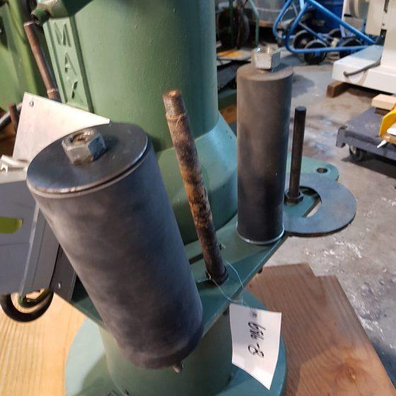 Tilting Spindle Sander