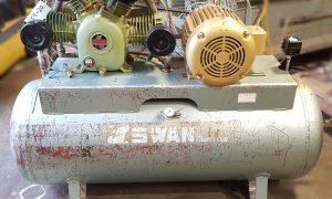 Swan 15 HP Piston Compressor