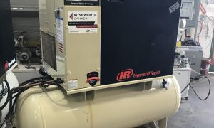 Ingersoll Rand 15HP Screw compressor