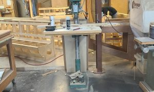 General 75-200M1NC Drill Press