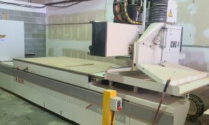 SCM Pratix 48 NST Nesting CNC
