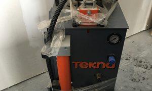 Tekna TKE 259 Automatic sealer w/ Pneumatic Feed