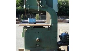 used vertical bandsaw
