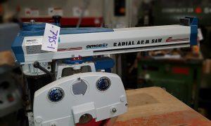 Omga Radial Arm Saw