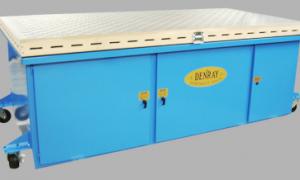 Denray 4x8 Downdraft Table