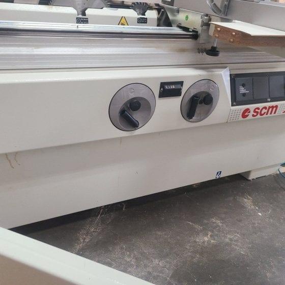 SCM SI350 Sliding Table Saw