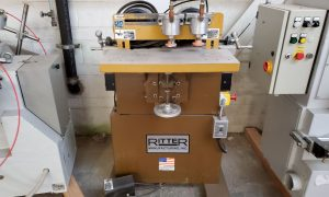 Ritter Double Spindle Boring