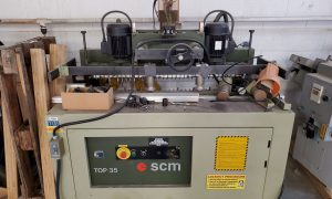 SCM Top 35 Multi Spindle Boring Machine