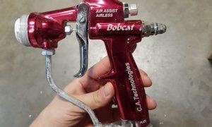 Bobcat Paint Gun
