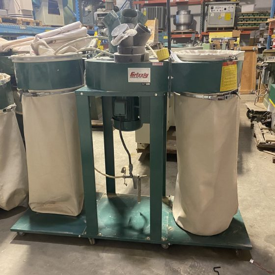 Grizzly 4 HP Dust Collector